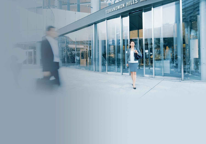 Các mẫu cửa tự động của Nabco xuất hiện đầu tiên trên thế giới và được ứng dụng phổ biến đến hiện nay