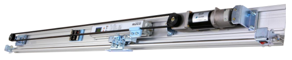 Cửa tự động Sinil Swico - Model SD90